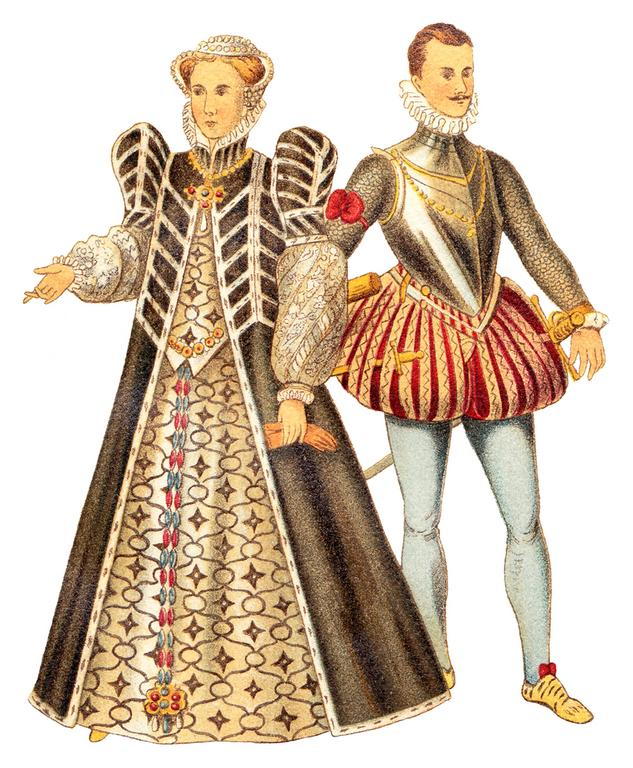 a look at the costumes of men and women in the 16th century Most books and articles on later 16th century dress focus primarily on the costume of the wealthy country market by pieter aertsen shows two women in the same scene wearing two differently the only extant kirtle from the time period which we can look to for comparison is a german dress.