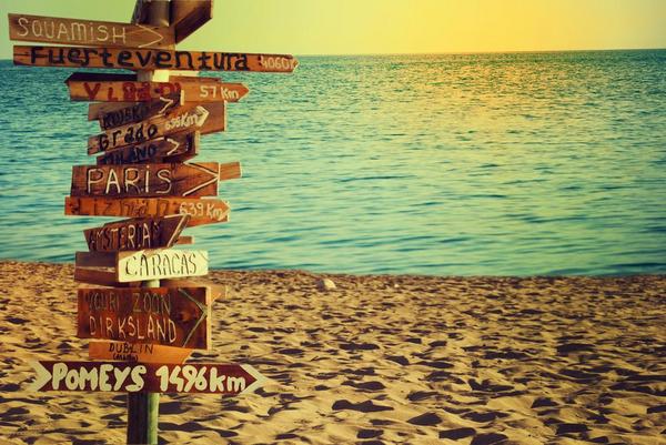 Billede til aktiviteten Dream Vacation  StockImageGroup  Shutterstock